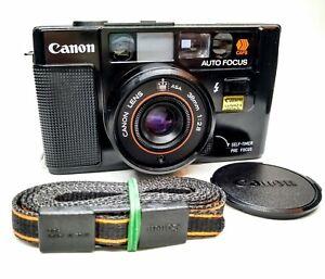 CANON AF35M - Film Tested