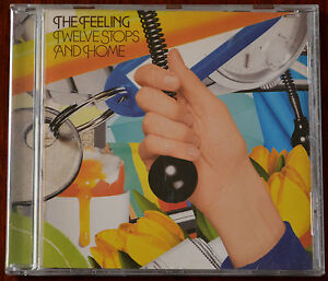 The-Feeling-Twelve-Stops-And-Home-CD-985865-4-VG