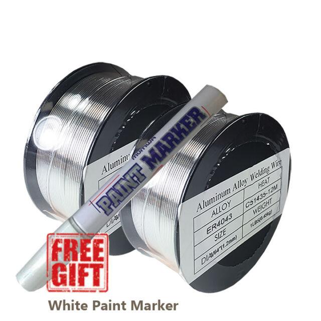 Blue Demon ER4043 X .035 X 1# Spool general purpose aluminum welding wire