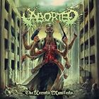 The Necrotic Manifesto 5051099842526 by Aborted CD