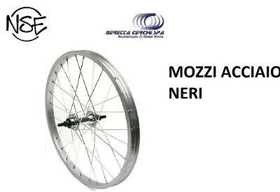 Cerchio Ruota Mtb Copertone Camera 26x1.95 Pignone 6V Bicicletta Posteriore