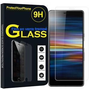 Vitre-De-Protection-Transparent-Ecran-Film-Verre-Trempe-Model-Sony-Xperia