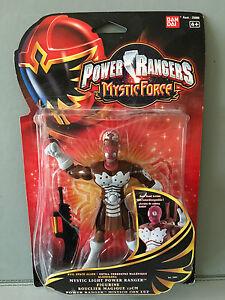 Power Rangers Forces mystiques Evil Space Alien avec arme Figurine Misb