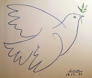 PABLO-PICASSO-COLOMBE-DE-LA-PAIX-SIGNED-AND-DATED-DOVE-50x65-CM-LITHOGRAPH-COA