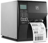 Zebra Zt230 Thermal Transfer Usb Serial Label Printer (zt23042-t01000fz)