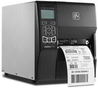 Zebra Zt230 Thermal Transfer Usb Serial Label Printer (zt23042-t01000fz)