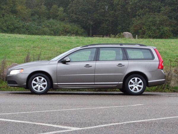 Volvo V70 2,0 D3 163 aut. - billede 1