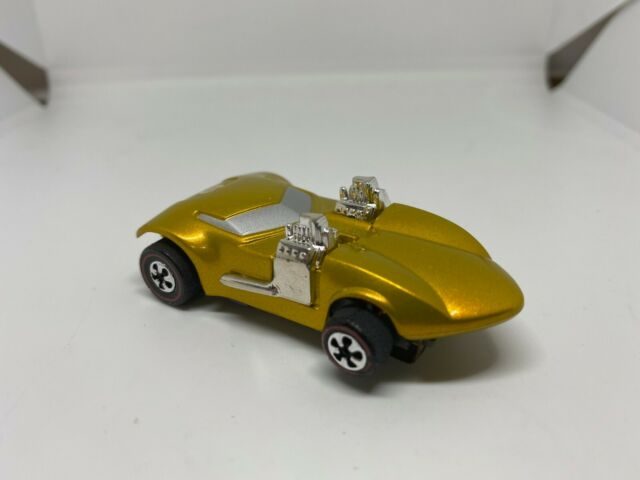 Tyco - Hot Wheels Twinmill - Yellow - HO Slot Car