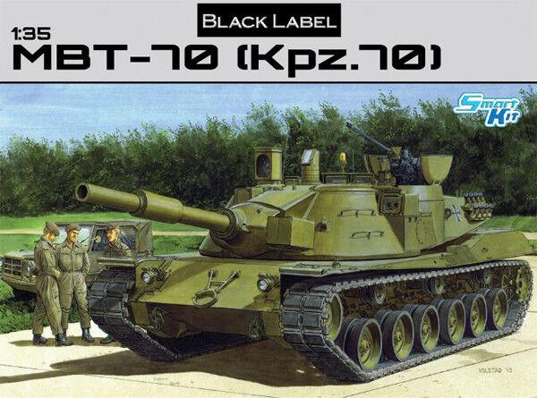 Dragon  3550 1 35 MBT-70 (Kpz.70)