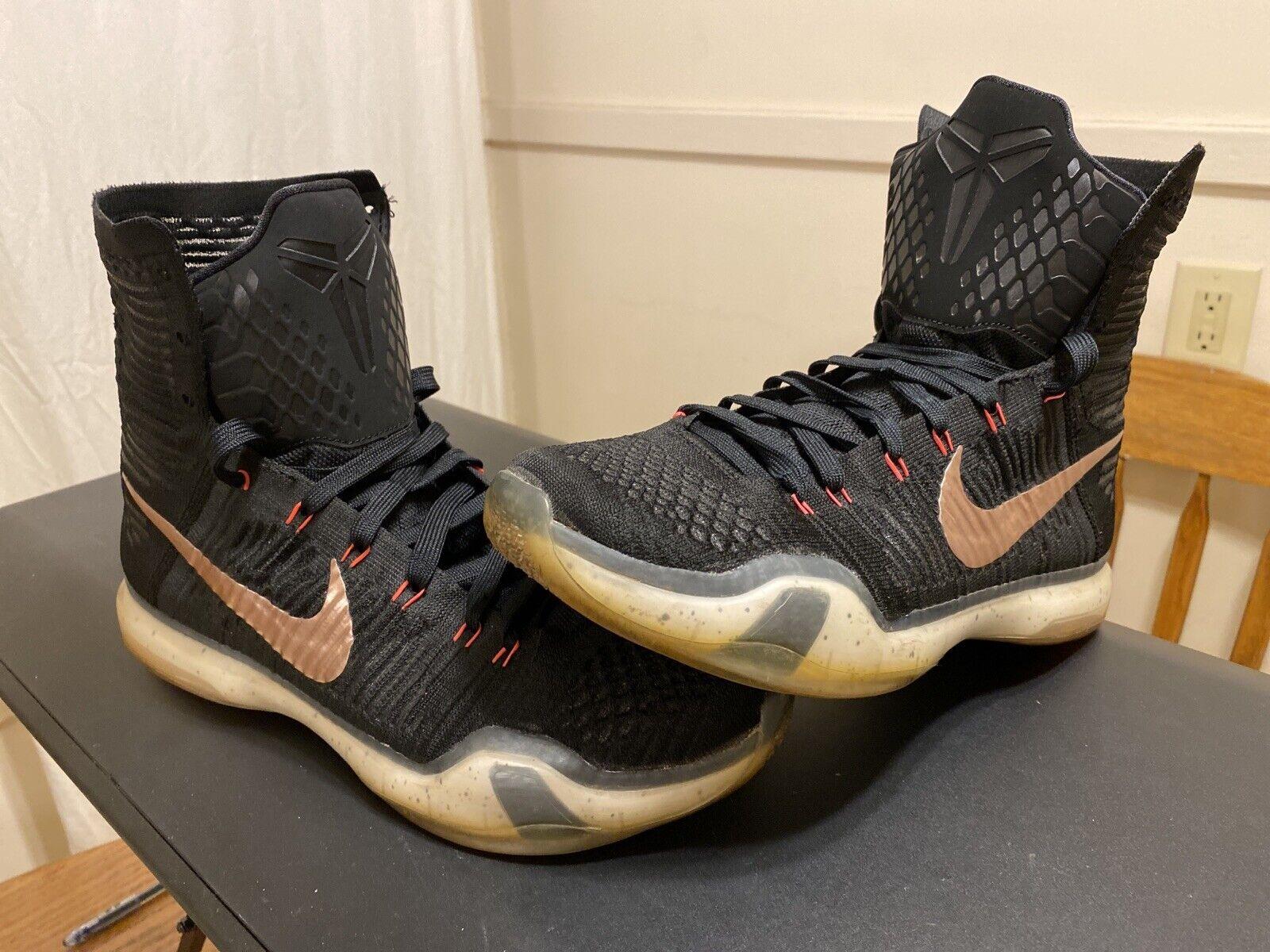 Nike Kobe X Elite Rose Gold 718763-091