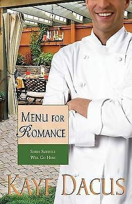 Menu for Romance: Love Heats Up for the Chef and the Party Planner (Brides of Bo