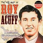 Very Best of Roy Acuff: Wabash Cannonball by Roy Acuff (CD, Mar-2006, Collectables)