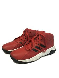 Details about RED ADIDAS CLOUDFOAM ILATION Mid BASKETBALL Shoes MENS Size 7 Cloud Foam Sneaker