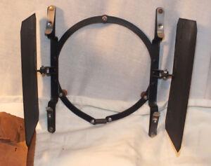 VINTAGE-Smith-Victor-BD50-2-Leaf-Barndoor-Filter-Holder-Combo