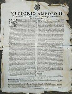 1703-BANDO-GUERRA-SUCCESSIONE-SPAGNOLA-PRIGIONIERI-PRIMA-DEL-TRATTATO-DI-TORINO