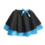 Girls-CHEAP-DANCE-COSTUMES-UK-Dance-Show-Costume-Skirts-TAP-Jazz-MODERN thumbnail 4