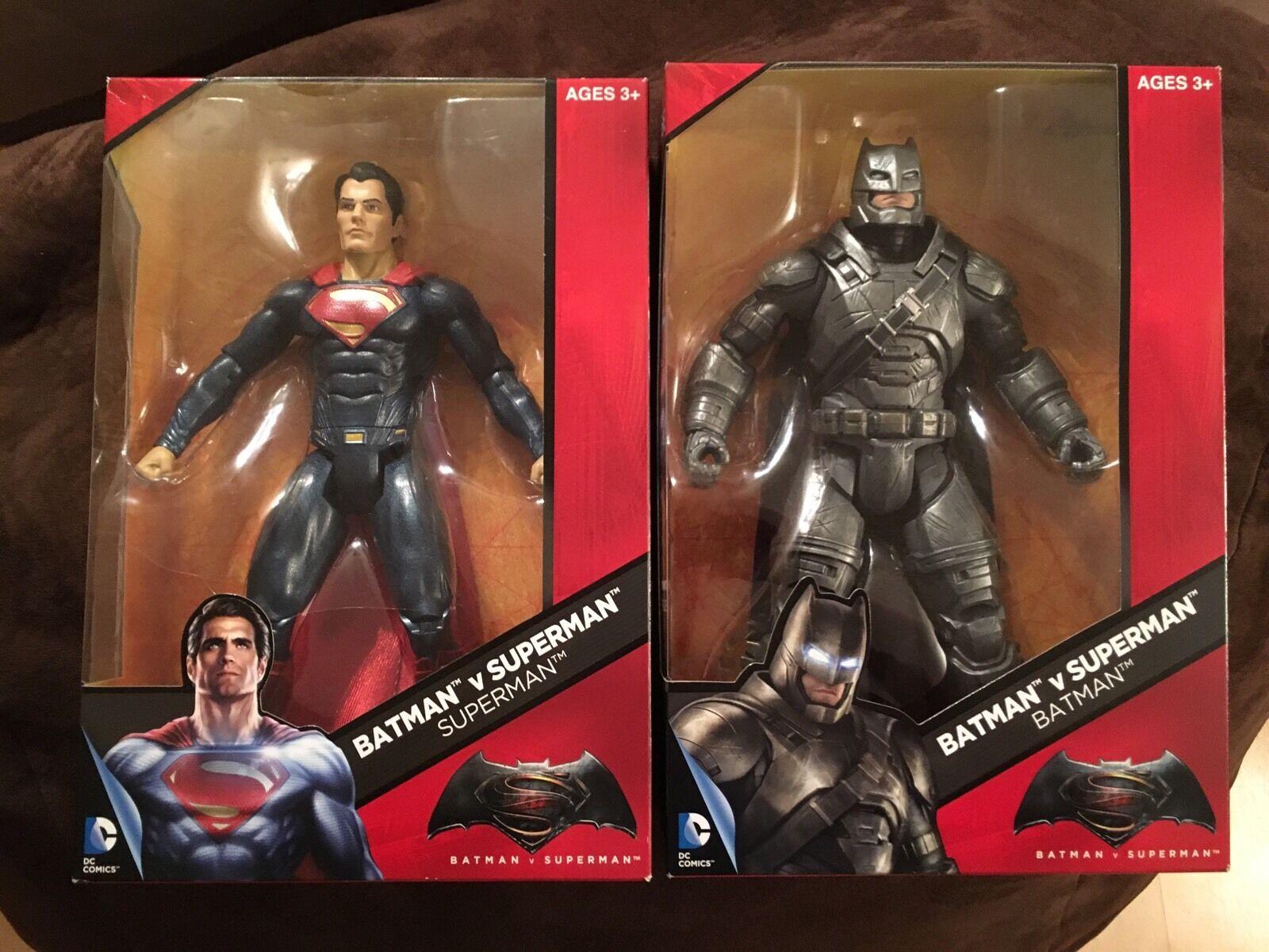 Batman, superman 12 v dc comics multiversum