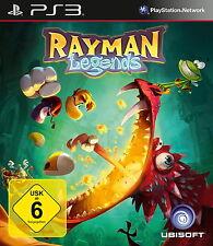 SONY PS3 Rayman Legends PlayStation 3 Party Game Coop Koop Spiel für 4 Spieler