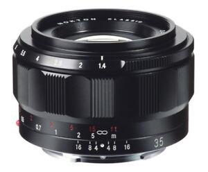 NEW-Voigtlander-Nokton-Classic-35mm-f-1-4-Lens-for-Sony-E-Mount-BA347A-USA