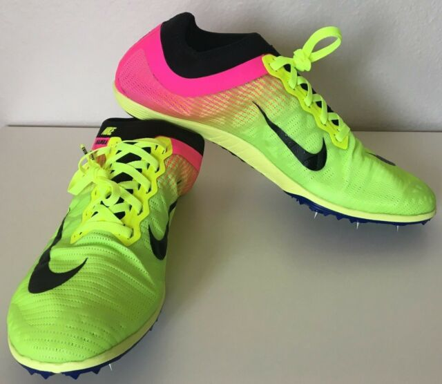 9a291e9a37ea NIKE ZOOM MAMBA 3 OC RACING TRACK SPIKES Distance Multi 882015-999 Mens  Sizes Ml