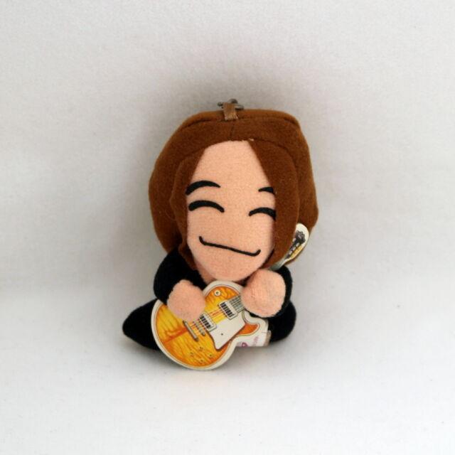 Pata(X Japan, Violet UK)BANPRESTO UFO Prize Mascot Plush Doll Keychain