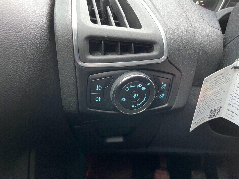 Ford Focus 1,0 SCTi 100 Titanium stc. - billede 6