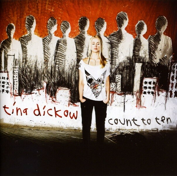 Tina Dickow: Count To Ten, rock, Forrygende smukt og…