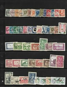 Algerie-lot-collection
