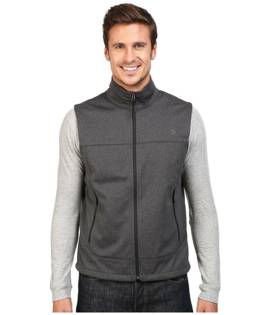 f453d2cd5 The North Face Gray Mens Small S Canyonwall Vest Athletic Apparel #062