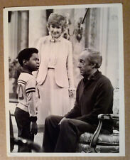 NBC TV Press Photo~ DIFF'RENT STROKES ~Gary Coleman ~Dody Goodman ~Conrad Bain