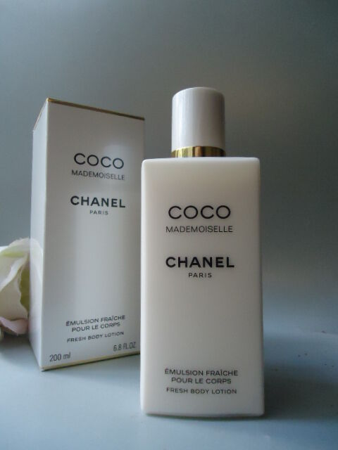 eecd88be CHANEL Coco Mademoiselle Emulsion Moisturising Body Lotion 200ml