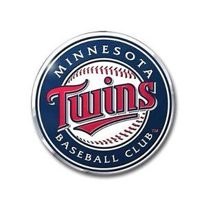MLB-3D-Minnesota-Twins-Auto-Color-Emblem-Sticker-Decal-Car-Truck-SUV