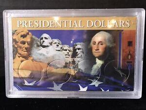 BRAND NEW Whitman Presidential Dollars Folders #1-2 #2275 #2276