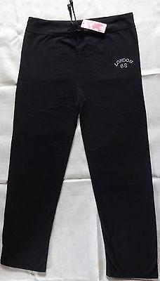 NEU Sporthose Ganeder Yogahose Relaxhose Fitness Yoga Hose Schwarz Blau M 3XL