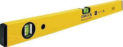 Unito Livella Professionale Stabila Mod 70 Da 40 A 120 Cm Bolla D'aria Per Edilizia