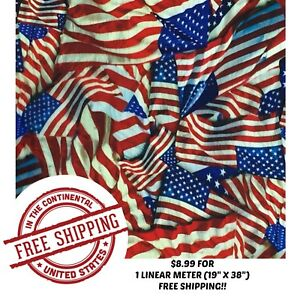 Details about HYDROGRAPHIC WATER TRANSFER HYDRO DIP FILM AMERICAN FLAG 3 1M  (19