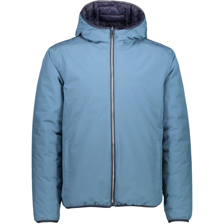 CMP Giacca Giacca Reversibile Giacca CMP Trapuntata Blu Dupont ™ Sorona ® triete 8a14ac