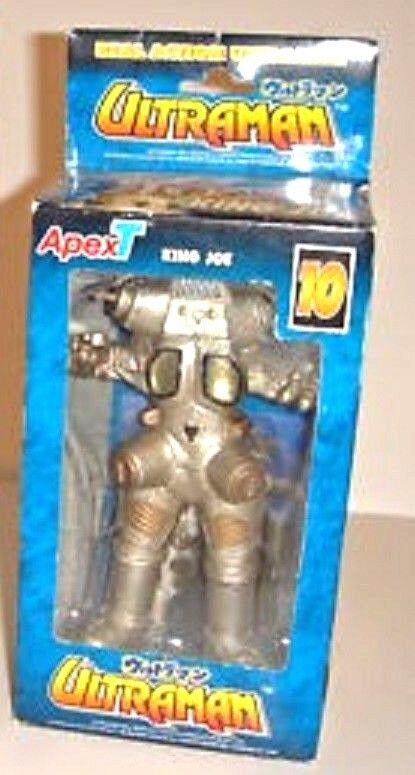 King Joe Ultraman ApexT Never opened in original box