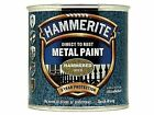 Hammerite 5084818 Metal Paint Hammered Gold 250ml