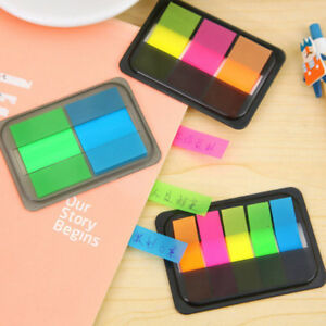 Sticky-Notes-Notebook-Memo-Pad-Bookmark-Paper-Sticker-Notepad-Stationery
