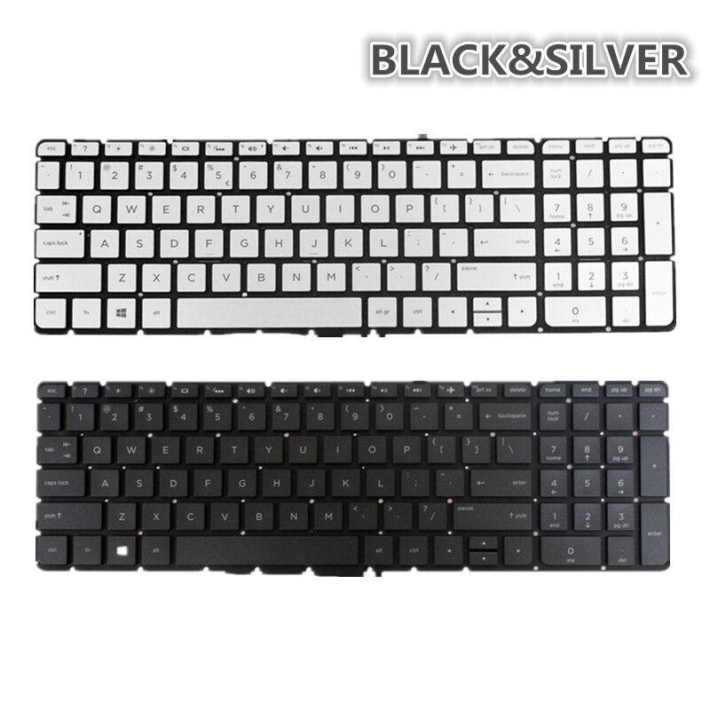New HP Pavilion 15-BK 15-BK015NR 15-BK020WM 15-BK027CL Keyboard US Backlit Black