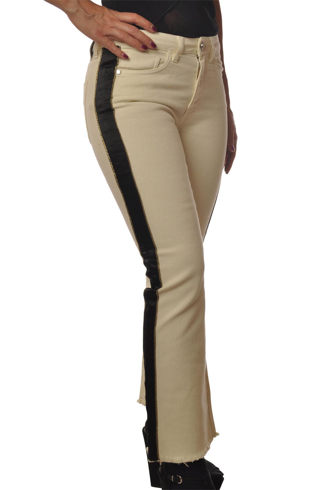 Pinko - Pants-Pants - Woman - White - 5383605M184531