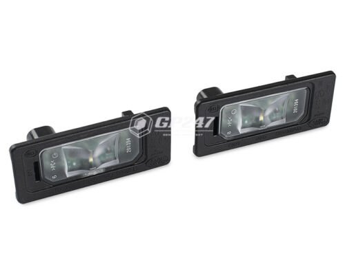 2 Stk OE Kennzeichenbeleuchtung Jaguar E F Pace XE XF Discovery Sport T2H24328