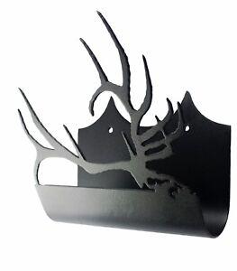 Elk-Horn-Hanger-Side-Silhouette