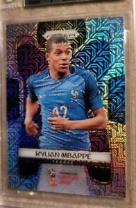 2018-Panini-Prizm-World-Cup-80-Kylian-Mbappe-Mojo-BGS-9-RC-GREAT-INVESTMENT