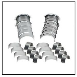 Pontiac 326 350 389 400 Clevite Connecting Rod+Main Crank Bearings