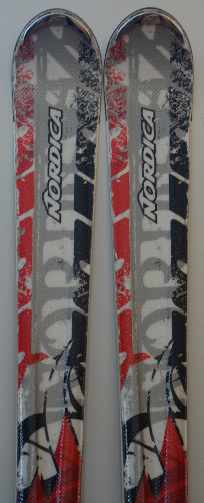 Skis parabolic used NORDICA Hot Rod Overdrive - 66 7 8in & 70 1 8in