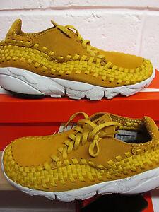 Nike Air Footscape tissé NM Chaussure de course pour homme 875797 700 Baskets