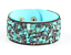 New-Women-Natural-Stone-Wrap-Leather-Bracelets thumbnail 23