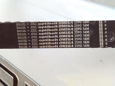 D/&D PowerDrive 1890-14M-55 Timing Belt